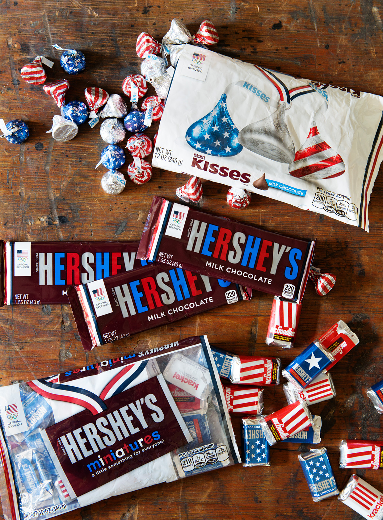 Olympic Hersheys | Real Food by Dad