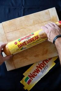 NY Bakery Bake and Break Garlic Bread Unsleeve