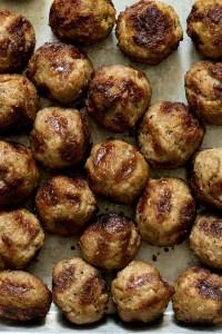 Meatballs RealFoodbyDad