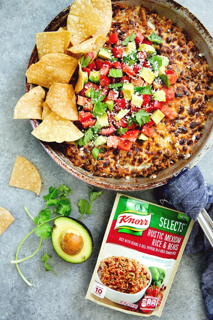 One-Skillet Cheesey Mexican Casserole | Real Food by Dad