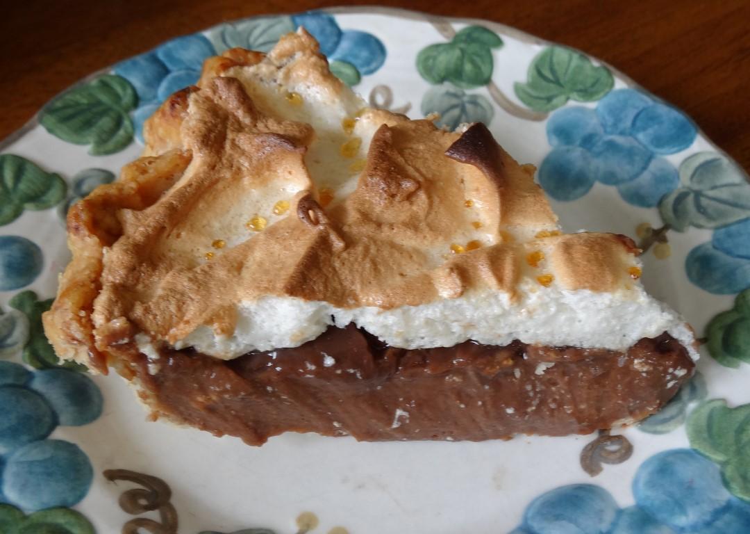 Better Than Cake Birthday Chocolate Cream Pie Real Food