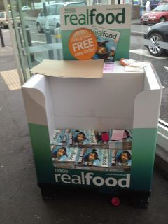What is Tesco Real Food? (1/4)