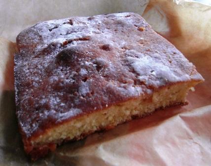Evelyn Rose's Luscious Lemon Cake