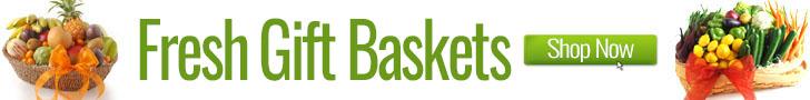 fresh gift baskets