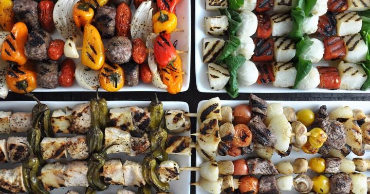 15 Best Vegetables for Summer Grilling