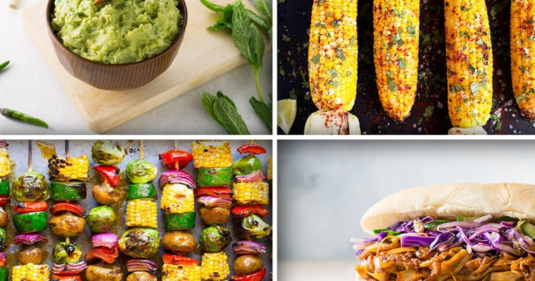 20 Healthy Tailgating Recipes that Score