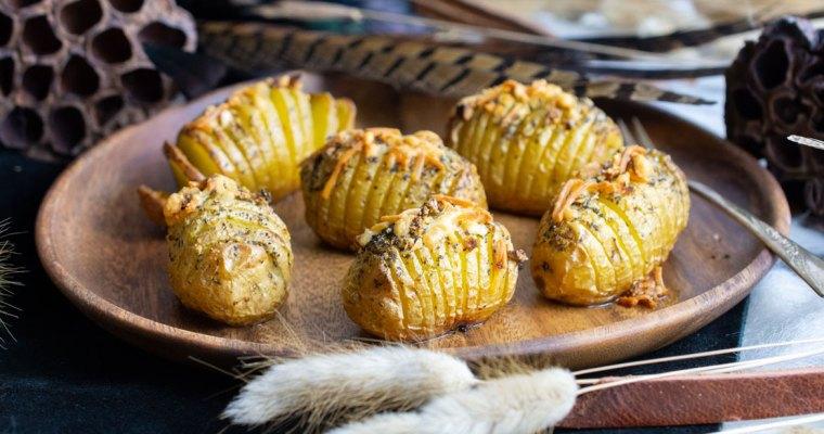 You're Going to Love Hasselback Dutch Yellow® Potatoes