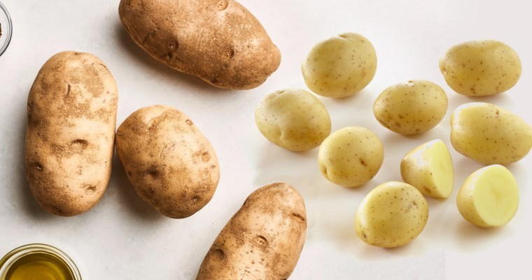 The Best Potatoes are Smaller Than You Think
