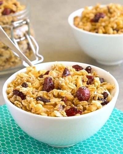 Easy Granola Recipes
