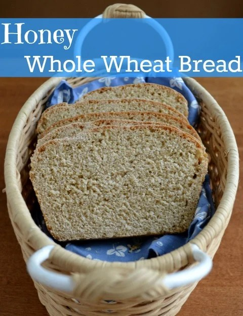 This honey whole wheat bread is a healthy recipe for a bakery-quality loaf that will save you money.