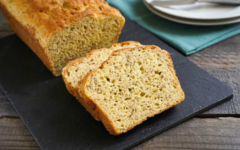 This millet flax bread recipe is a delicious, healthy homemade bread. It's an affordable alternative to store-bought gluten-free bread.