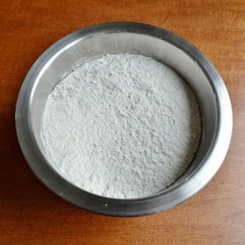 homemade gluten-free flour