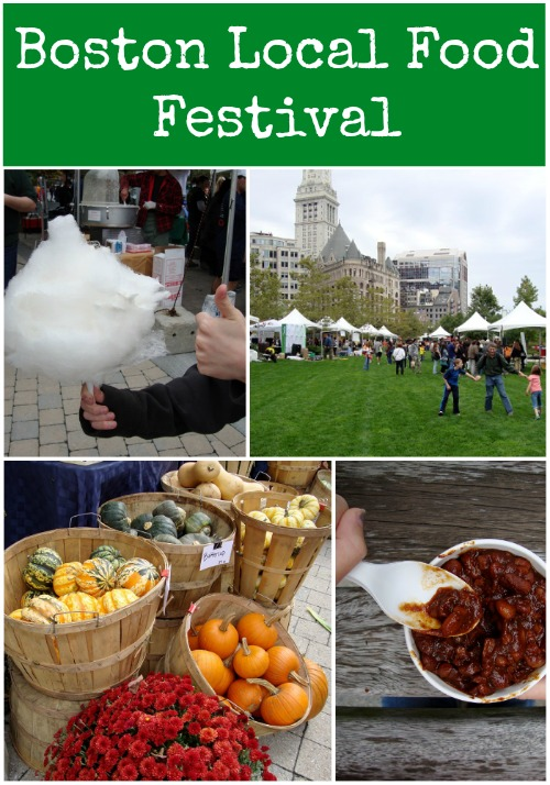 The Boston Local Food Festival is a great celebration of locavore food and locally made products from the New England area.
