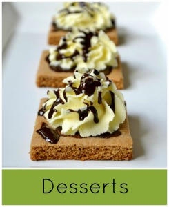 real food desserts