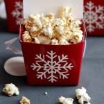 maple gingerbread popcorn recipe