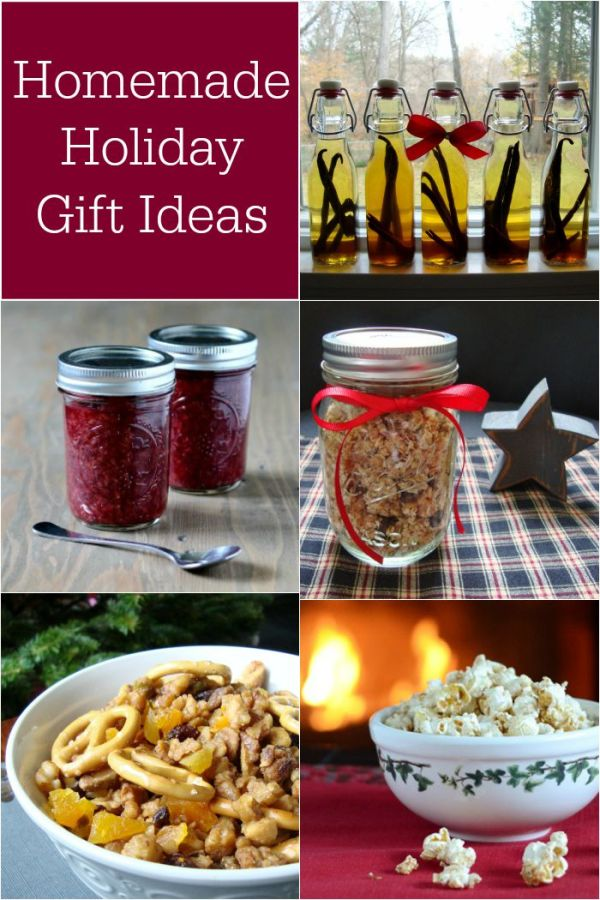 Homemade Holiday Gift Ideas From Real Food Real Deals