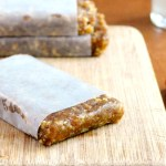 Homemade apple pie larabars