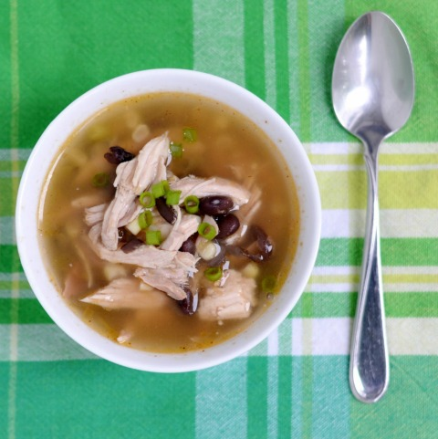 southwestern chicken soup 2 rfrd