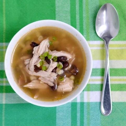 southwestern chicken soup 2 rfrd
