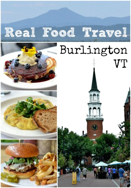 Burlington, Vermont is one of the best places to travel if you want to celebrate healthy, real, local food. Don't miss this Burlington Vermont food post.