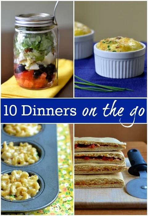 These 10 dinners are the go are perfect for busy weeknights. Recipes from Real Food Real Deals.