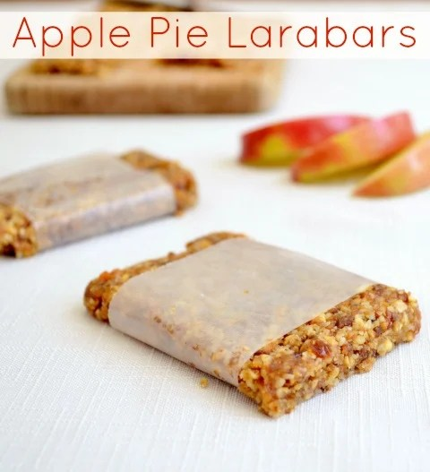 All the ingredients in my favorite snack, Apple Pie Larabars, come from Trader Joe's.