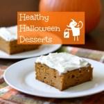 healthy halloween desserts