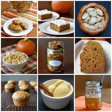 There are so many delicious, healthy recipes to enjoy pumpkin!