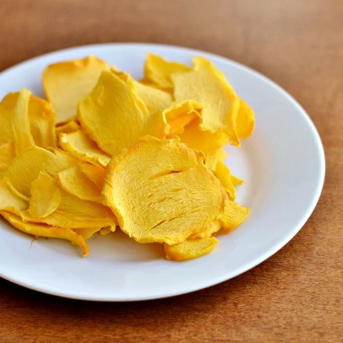 Dried pumpkin is a delicious snack in these homemade Larabars.