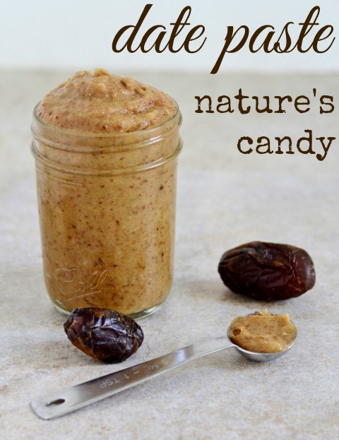 Dates are nature's candy! This date paste is a delicious, healthy substitute for processed sugar. It's easy to make and perfect for sweetening recipes.