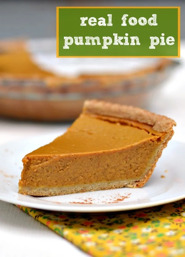 This delicious, healthy pumpkin pie recipe uses a whole wheat crust and ditches the condensed milk to make this Thanksgiving classic a little healthier.