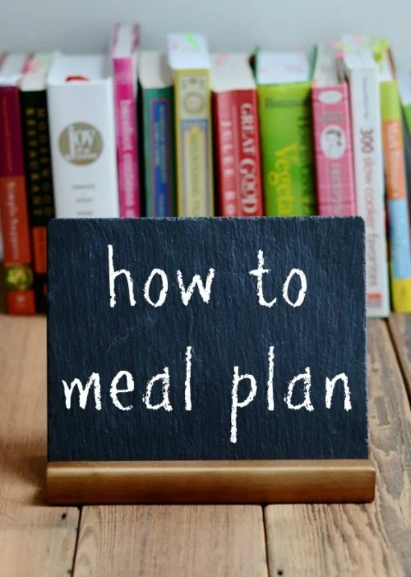 Learning how to meal plan is one of the best things you can do for your health. It's easy once you get the hang of it! | Real Food Real Deals