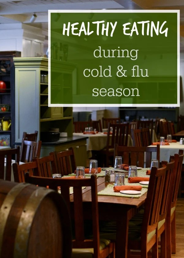 Healthy eating during cold and flu season, with Henrietta's Table and Braun | Real Food Real Deals