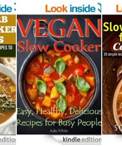 Free Slow Cooker Cookbooks for Kindle