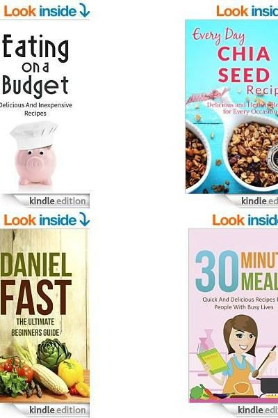 Free Kindle Cookbooks 2/5/15