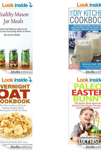 Free Kindle Cookbooks 3/26/15