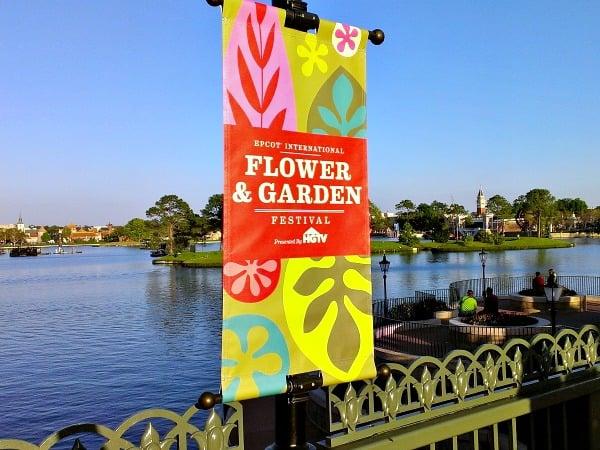 Disney Meal Plan Epcot Flower & Garden Festival