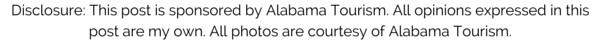 Alabama Tourism Disclosure