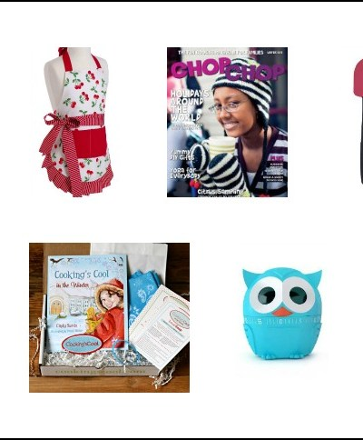 Gift Guide for Kids Who Cook