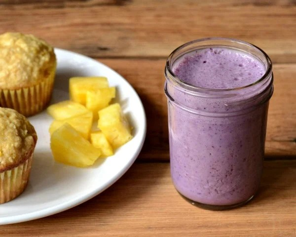 Easy breakfast smoothie