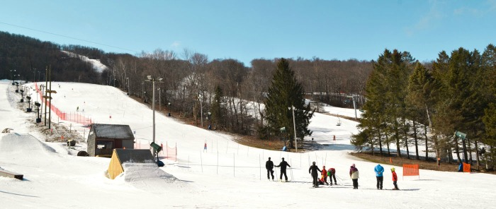 Catamount Ski Area is a great place for family skiing in the Berkshires!