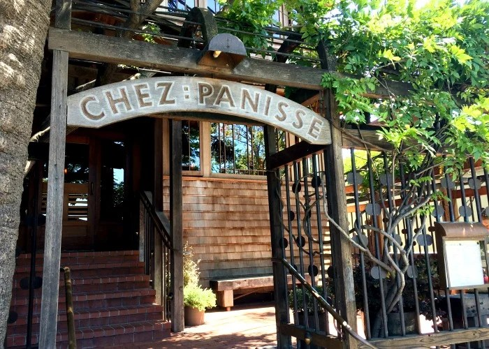 The locavore food movement has its roots in Chez Panisse, Berkeley CA.