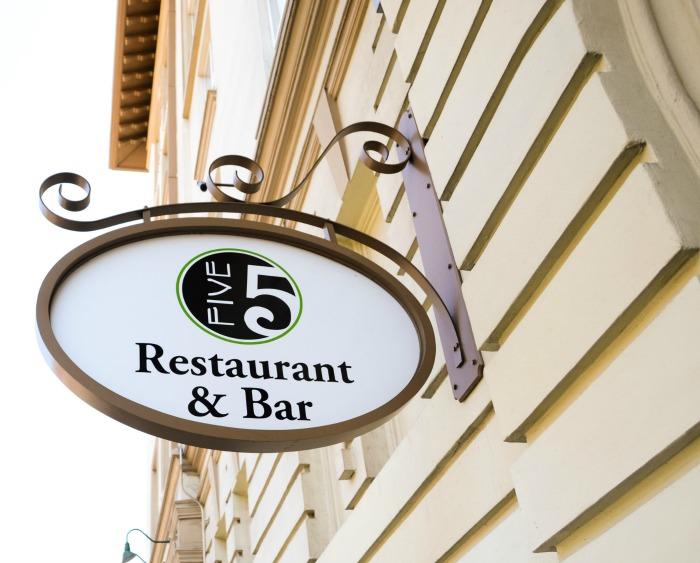 FIVE Restaurant at Hotel Shattuck Plaza, Berkeley CA