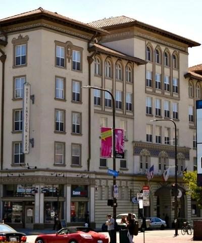 Hotel Shattuck Plaza Berkeley Review
