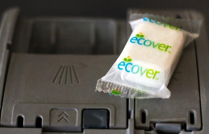 ecover dishwasher tab