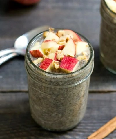 Apple Pie Chia Pudding Recipe