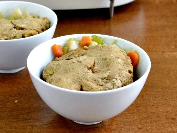 Chicken pot pie, the perfect frugal, healthy dinner!