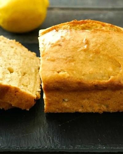 Gluten Free Lemon Bread
