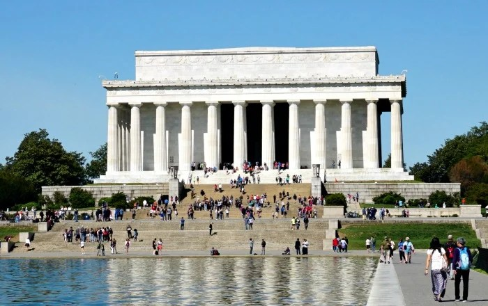 The Lincoln Memorial is an icon in Washington, D.C.