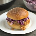 Instant Pot Hawaiian Sloppy Joes